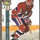 MONTREAL CANADIENS VALERI BURE 1992 CLASSIC # 163