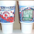 BOSTON RED SOX 1999 ALL STAR GAME FENWAY PARK STADIUM CUP