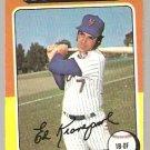 New York Mets Ed Kranepool 1975 Topps Baseball Card # 324 ex