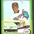 California Angels Leroy Stanton 1975 Topps Baseball Card 342 ex mt