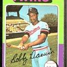 Minnesota Twins Bobby Darwin 1975 Topps Baseball Card 346 vg