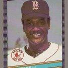 BOSTON RED SOX JIM RICE 1986 LEAF # 146