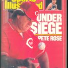 CINCINNATI REDS PETE ROSE 1989 SI NEW YORK RANGERS FANS UCLA BRUINS JOHN WOODEN NCAA PETE ROZELLE