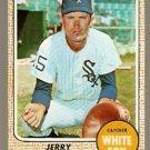 CHICAGO WHITE SOX JERRY McNERTNEY 1968 TOPPS # 14 EX/EM