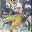 1981 SI SAN DIEGO CHARGERS BUFFALO BILLS NFL PLAYOFFS PROVIDENCE COLLEGE FRIARS GEORGIA BULLDOGS