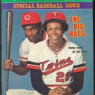 1978 SI BASEBALL PREVIEW ISSUE MINNESOTA TWINS CINCINNATI REDS ALYDAR FLORIDA DERBY JOHN HAVLICEK