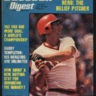 1977 BASEBALL DIGEST BOSTON RED SOX CARL YAZ PHILLIES MIKE SCHMIDT HERB SCORE JOE SEWELL NO LABEL