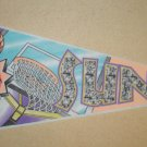 COLORFUL 1994 PHOENIX SUNS FULL SIZE 29 INCH PENNANT