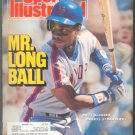 1988 SI NEW YORK METS DARRYL STRAWBERRY WIMBLEDON STEFFI GRAF STEFAN EDBERG CHICAGO CUBS MIKE TYSON
