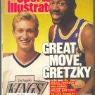 1988 SI LOS ANGELES KINGS GRETZKY LAKERS MAGIC JOHNSON NASCAR SARATOGA PGA PHOENIX CARDINALS