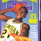 1989 COLLEGE BASKETBALL PREVIEW ISSUE MICHIGAN WOLVERINES ROSE BOWL MINNESOTA VIKINGS SPBA