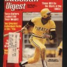 1979 BASEBALL DIGEST PITTSBURGH PIRATES BOSTON RED SOX BALTIMORE ORIOLES JOE ADCOCK ASTROS
