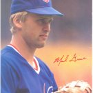 Chicago Cubs Mark Grace Original 1990 Pinup Photo