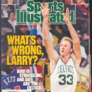 1989 SI BOSTON CELTICS LARRY BIRD AUBURN GREEN BAY PACKERS OAKLAND RAIDERS CALIFORNIA ANGELS