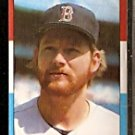 BOSTON RED SOX CARNEY LANSFORD 1982 TOPPS STICKER # 2