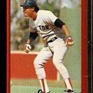 BOSTON RED SOX TONY PEREZ 1982 TOPPS STICKER # 152