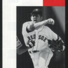 BOSTON RED SOX NOMAR GARCIAPARRA ON 1998 NESN CABLE TV ADVERTISING BROCHURE