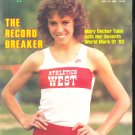 1982 SI MARY DECKER 7th WORLD RECORD NINERS BILL WALSH BRITISH OPEN ROCKY AOKI GRAND PRIX NASL