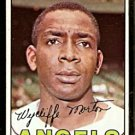 CALIFORNIA ANGELS BUBBA MORTON 1967 TOPPS # 79 EX/EM