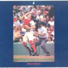 BOSTON RED SOX RICH GEDMAN ORIGINAL 1985 PINUP PHOTO