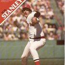 BOSTON RED SOX 1977 PINUP PHOTOS LUIS TIANT BOB STANLEY