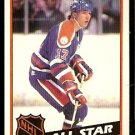 EDMONTON OILERS JARI KURRI ALL STAR 1984 TOPPS # 161 EX MT