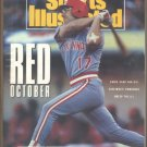 1990 SI CINCINNATI REDS SABO WORLD SERIES NOTRE DAME NORTH STARS PHILADELPHIA EAGLES BUDDY RYAN