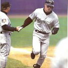 HOUSTON ASTROS JEFF BAGWELL 1994 PINUP PHOTO