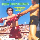 1982 SI BOOM BOOM MANCINI CALIFORNIA ANGELS REGGIE JACKSON DWIGHT BRAXTON JANET ALEX SWIMMING