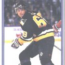 PITTSBURGH PENGUINS JAROMIR JAGR ORIGINAL 1995 PINUP PHOTO