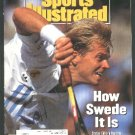 1992 SI STEFAN EDBERG MONICA SELES U.S. OPEN REDSKINS RAZORBACKS BUFFALO BILLS PITTSBURGH PIRATES