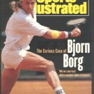 1991 SI BJORN BORG MINNESOTA NORTH STARS NEBRASKA CORNHUSKERS CINCINNATI REDS OAKLAND ATHLETICS