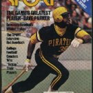 1979 SPORT PITTSBURGH PIRATES DAVE PARKER BOSTON CELTICS S.F. GIANTS MILWAUKEE BREWERS LAKERS