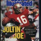 1989 SI NINERS JOE MONTANA RYDER CUP PAYNE STEWART SUPER DERBY SUNDAY SILENCE TAMPA BAY BUCS