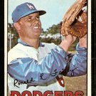 LOS ANGELES DODGERS RON FAIRLY 1967 TOPPS # 94 EX/EM