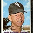 CHICAGO WHITE SOX JOEL HORLEN 1967 TOPPS # 107 EX