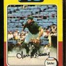 OAKLAND ATHLETICS LARRY HANEY 1975 TOPPS # 626 G