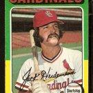 ST LOUIS CARDINALS JACK HEIDEMANN 1975 TOPPS # 649 VG
