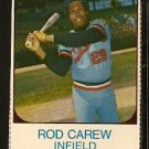 MINNESOTA TWINS ROD CAREW 1975 HOSTESS # 56