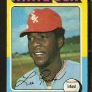 CHICAGO WHITE SOX LEE RICHARDS 1975 TOPPS # 653 G