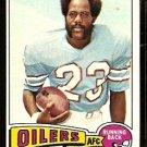 HOUSTON OILERS VIC WASHINGTON 1975 TOPPS # 83 EX/EM