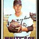 CHICAGO WHITE SOX JOHN BUZHARDT 1967 TOPPS # 178 VG/EX