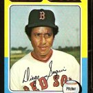 BOSTON RED SOX DIEGO SEGUI 1975 TOPPS # 232 NR MT