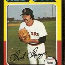 BOSTON RED SOX DICK DRAGO 1975 TOPPS # 333 NR MT