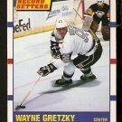 LOS ANGELES KINGS WAYNE GRETZKY RECORD SETTER 1990 SCORE # 347