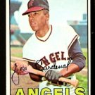 CALIFORNIA ANGELS JOSE CARDENAL 1967 TOPPS # 193 EX/EM