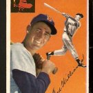 BOSTON RED SOX TED WILLIAMS 1954 TOPPS # 1 EX MT
