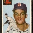 BOSTON RED SOX LEO KIELY 1954 TOPPS # 171 VG/EX