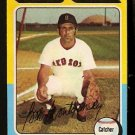 BOSTON RED SOX BOB MONTGOMERY 1975 TOPPS # 559 NR MT