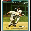 LOS ANGELES DODGERS DAVE LOPES RECORD BREAKER 1976 TOPPS # 4 VG/EX
